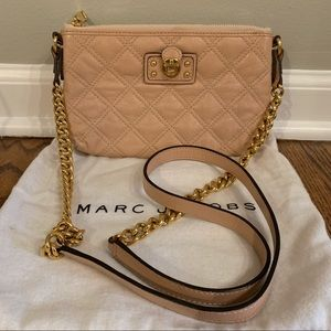 Marc Jacobs Quilted Leather Crossbody
